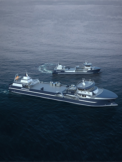 AQUACULTURE VESSELS​