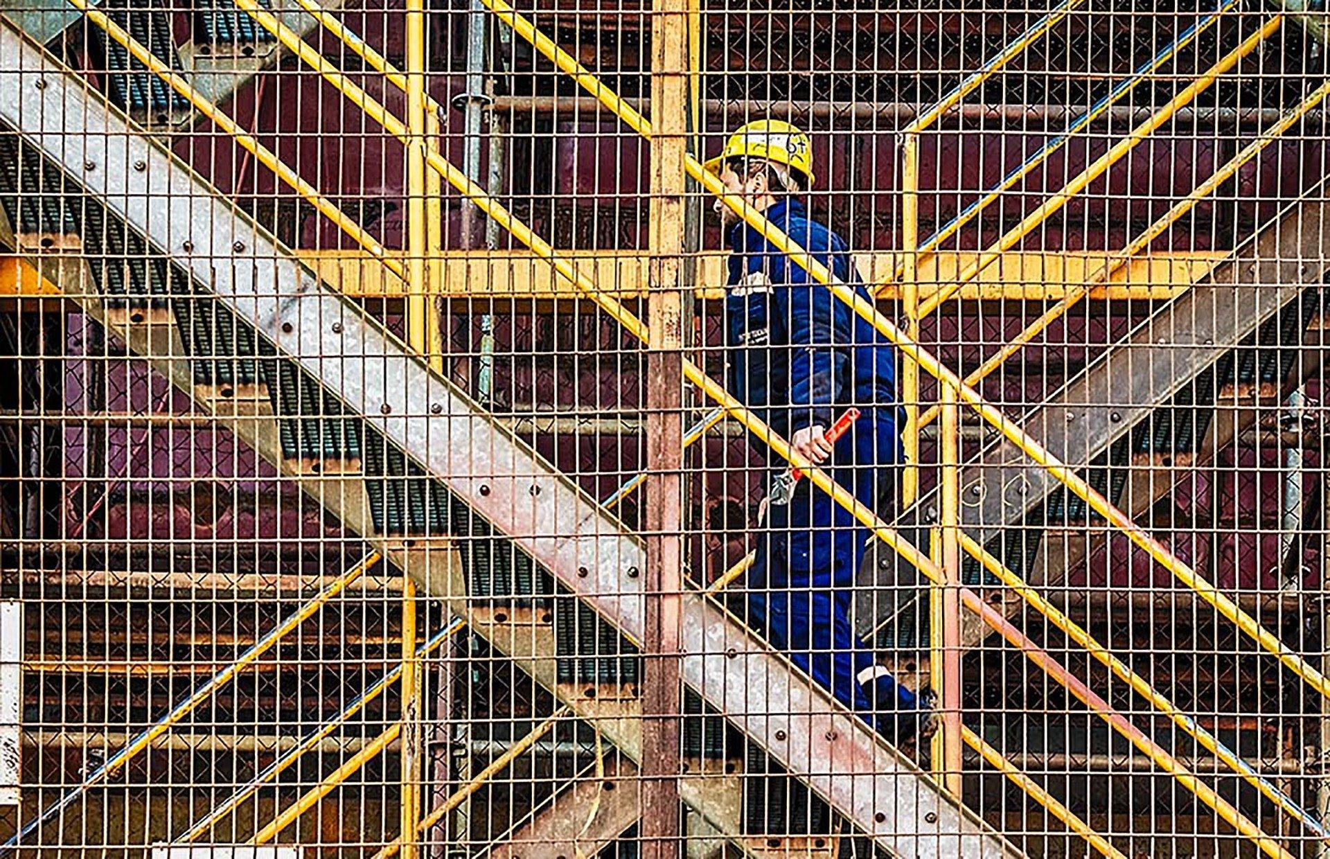 Cemre Tersanesi'nde İş Sağlığı ve Güvenliği Eğitimleri