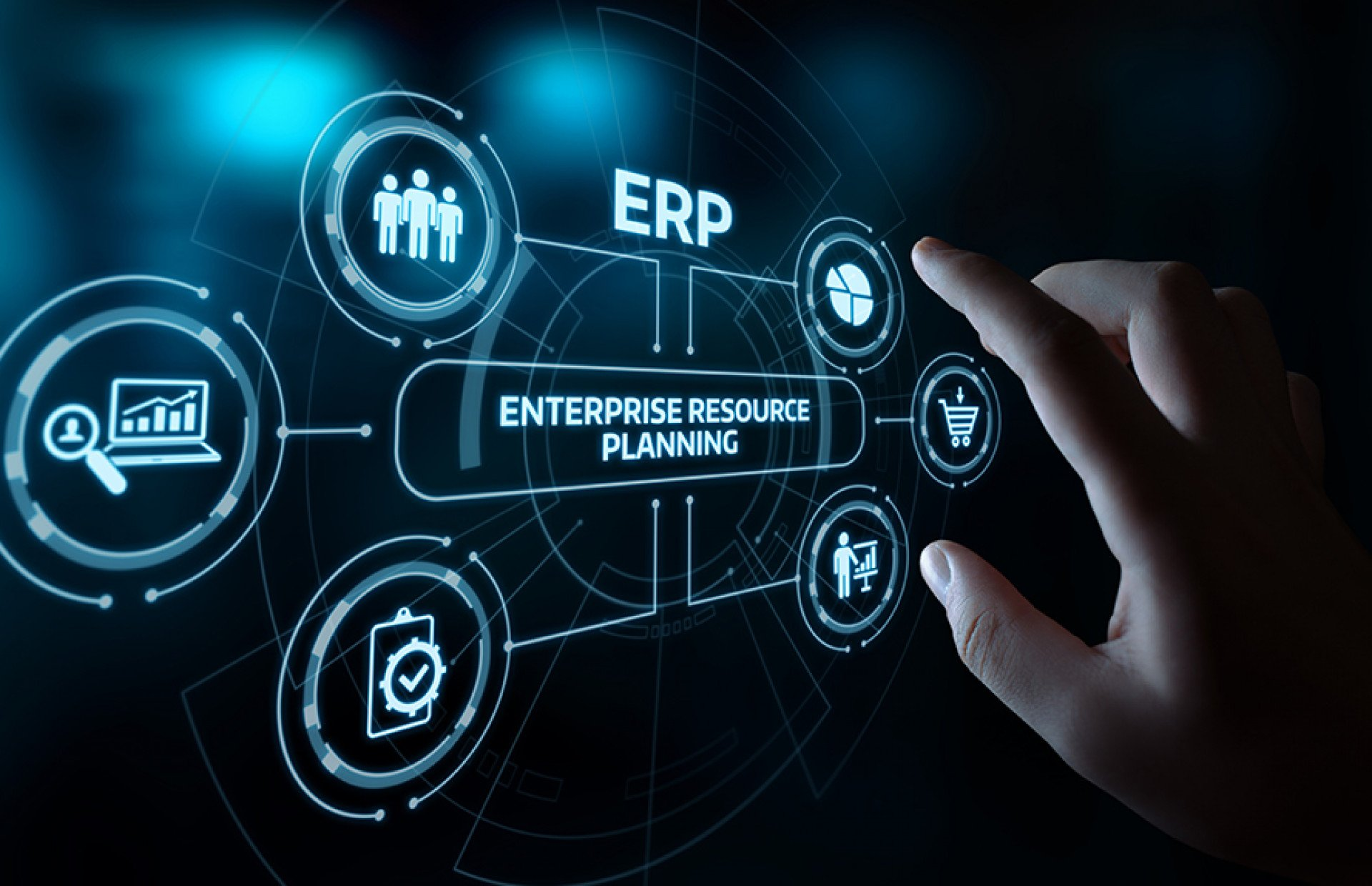 ERP System in Newbuilding Processes