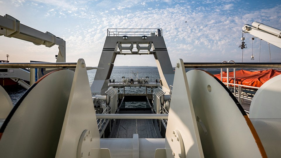 Electrical Deck Equipment on Fishing Vessels