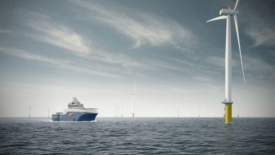 Açık Deniz Rüzgâr Aktivitelerinde Yükselen Offshore Gemi Talebi
