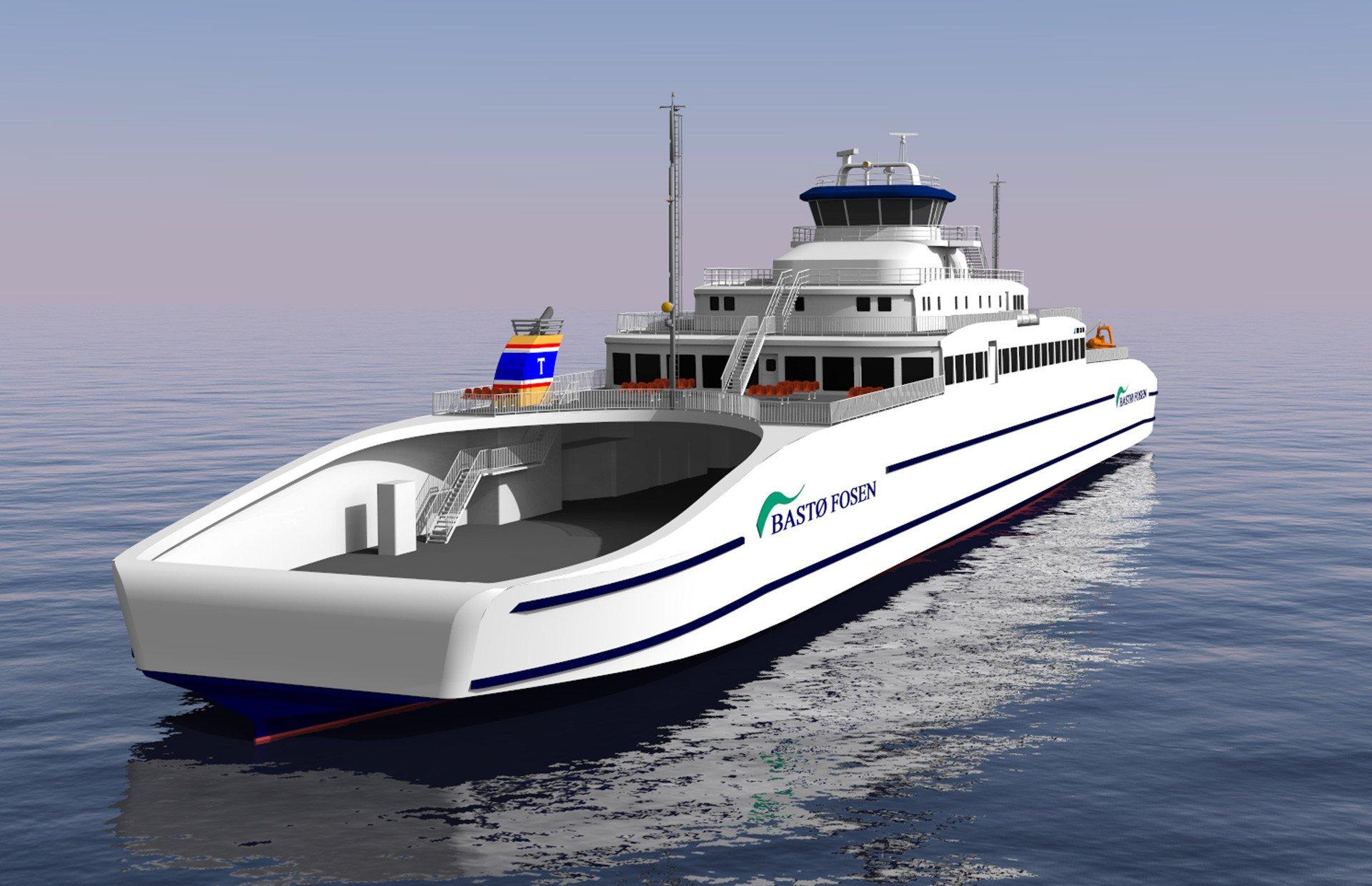 Cemre Shipyard Has Signed a Super Ferry!