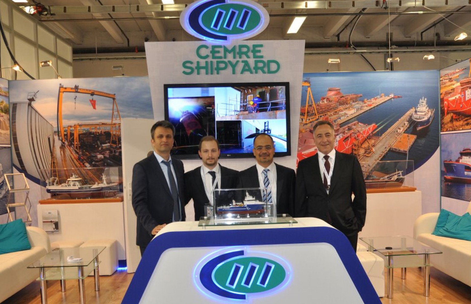 Cemre Participated Nor-Shipping 2015!