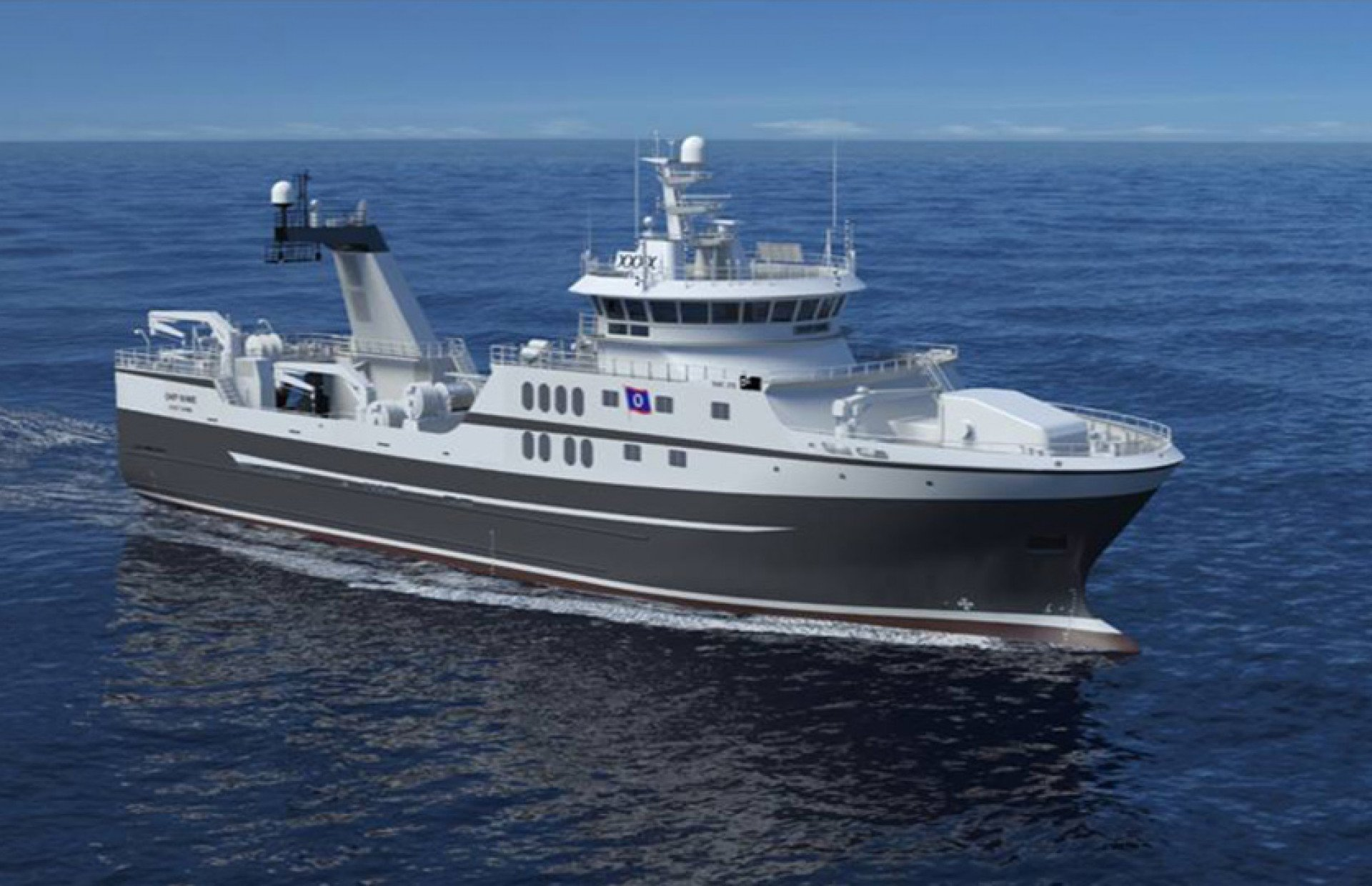 Cemre Signed New Trawler for Olympic Seafood AS!