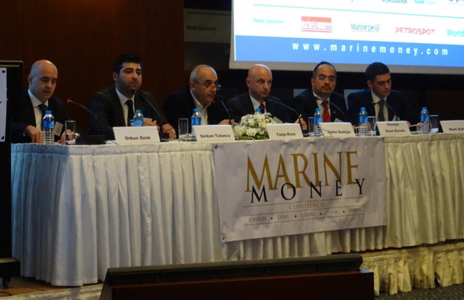 Marine Money International Istanbul Ship Finance Forum!