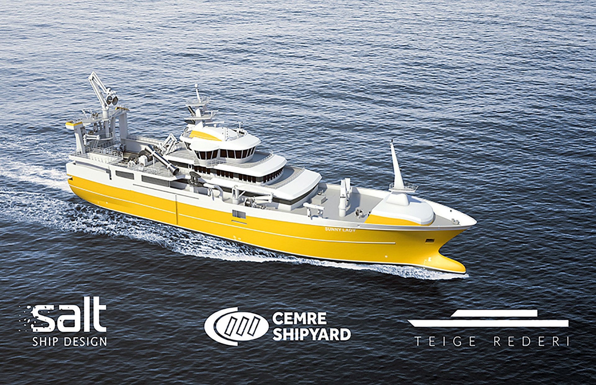 Sunny Lady: Another LNG Driven Fishing Vessel for Norway!