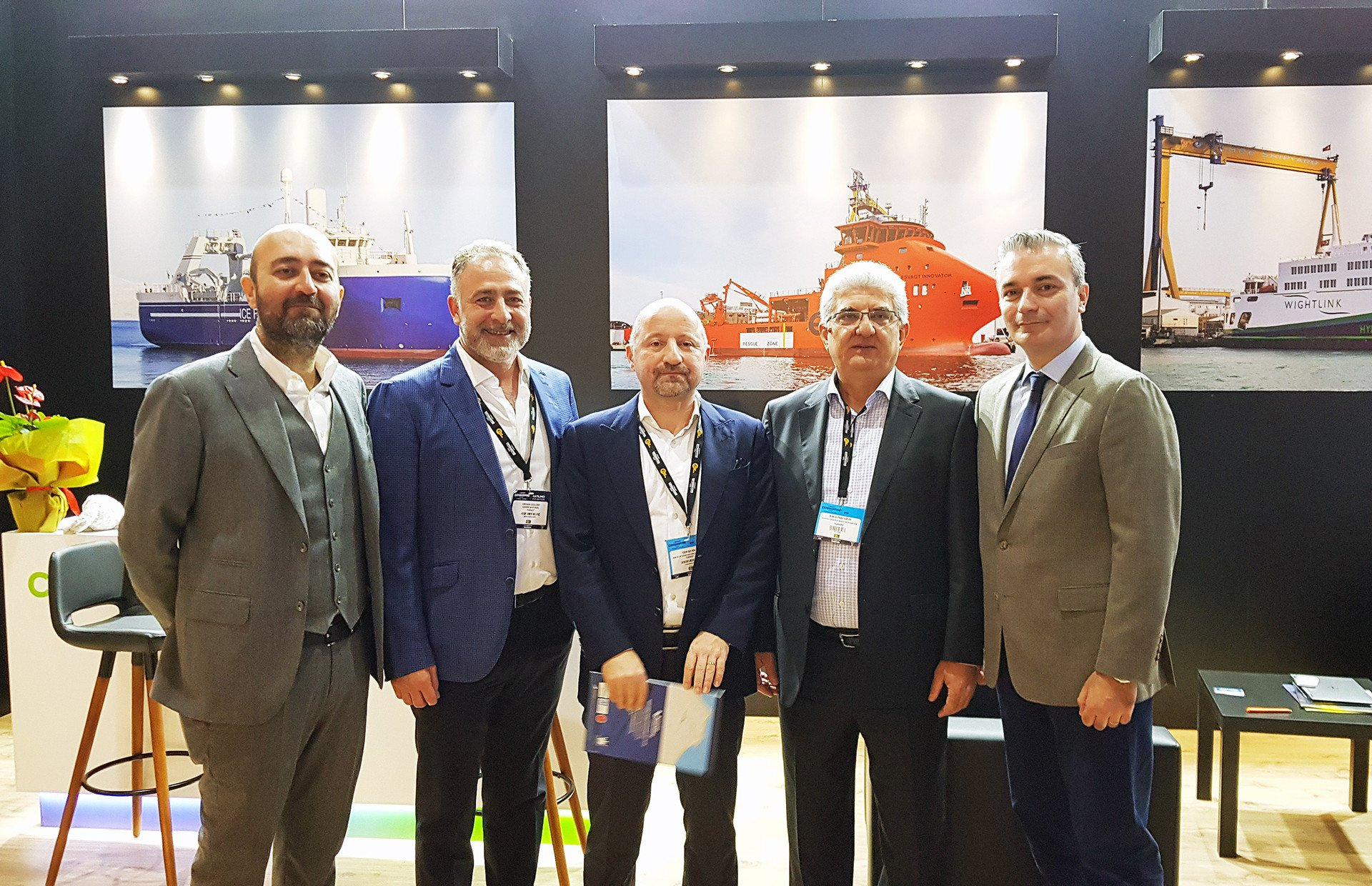 Cemre Participated in Expomaritt-Exposhipping 2019!