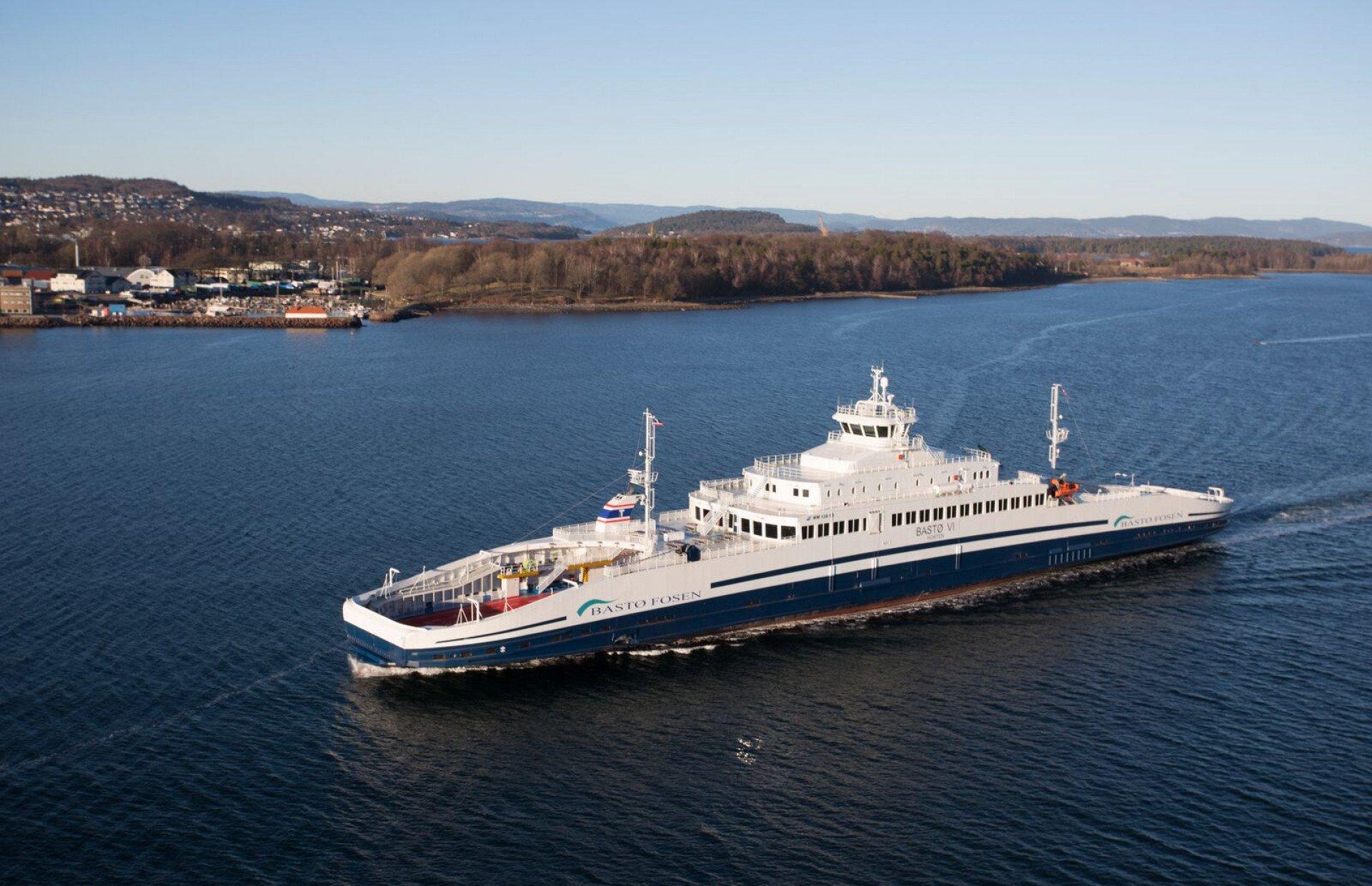 Cemre Has Launched Super Ferry, NB46!