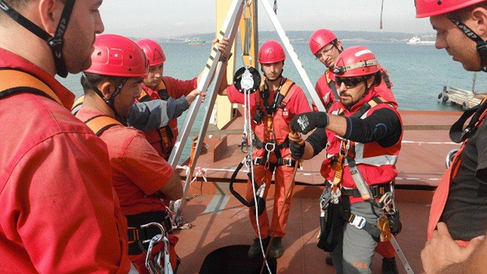 Rescue Training!