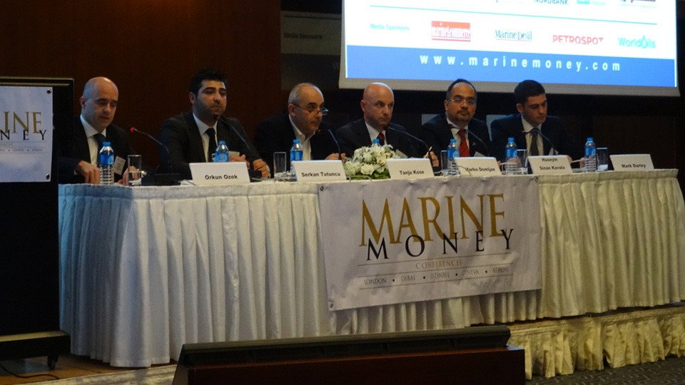 Marine Money International Istanbul Ship Finance Forum!