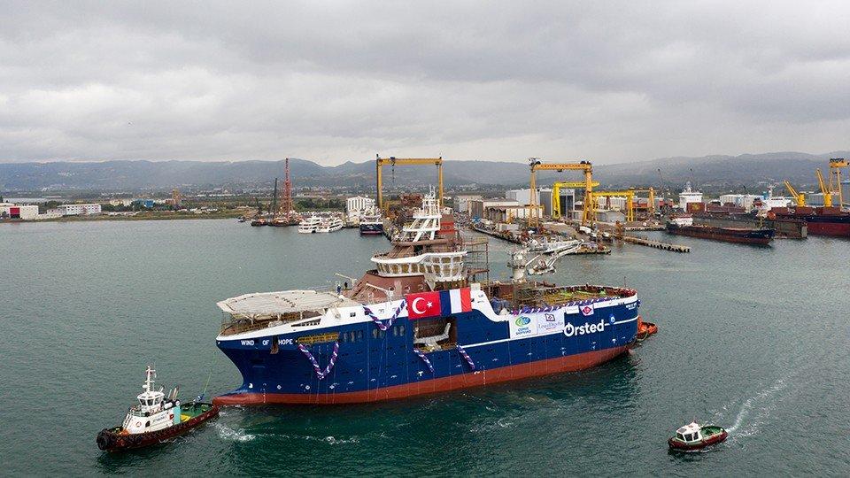 NB67 Wind of Hope Denize Kavuştu!