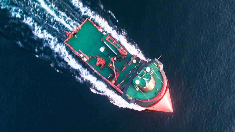 Esvagt Mercator Rüzgar Türbini Servis Gemisi Teslim Edildi!