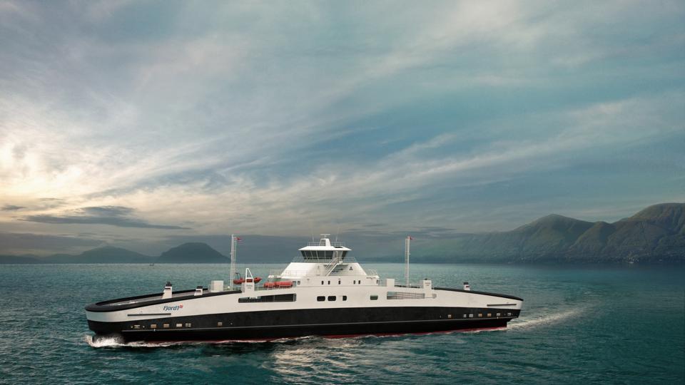 Fjord1 için 2 adet Tam Elektrikli Feribot Kontratı İmzalandı!