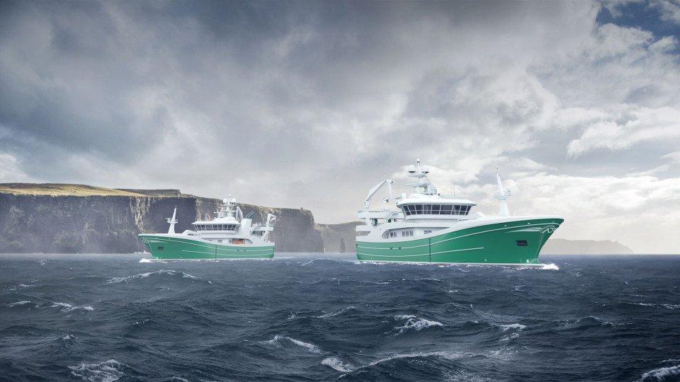 Atlantic Dawn: İrlandalı Balıkçılar