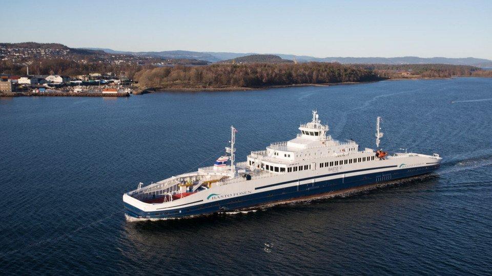 Cemre, Super Ferry NB46'yı Denize İndirdi!