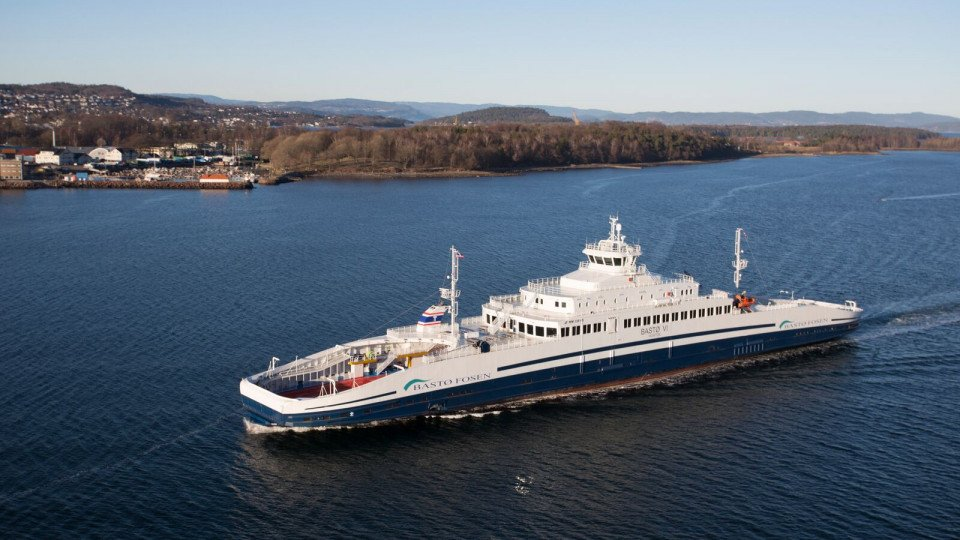 Cemre Has Launched Super Ferry, NB46!