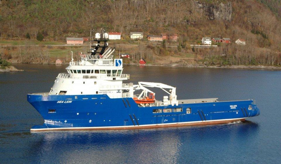 NB0005 - HST0095 SEA LION