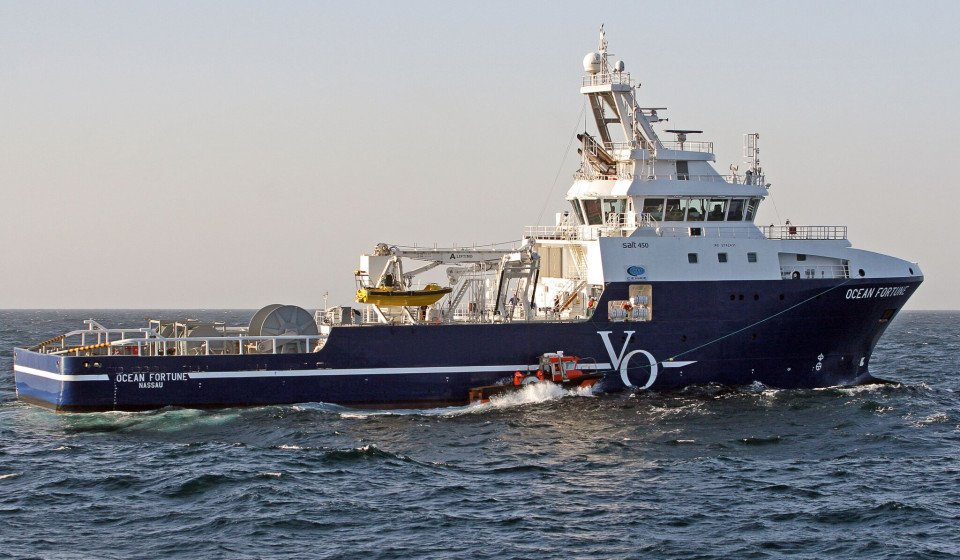 NB0035 OCEAN FORTUNE